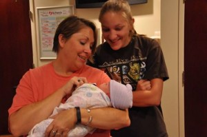 Ang, Kaitlynn, and Asher