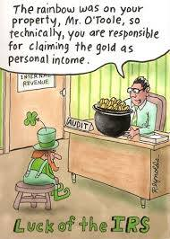 tax cartoon