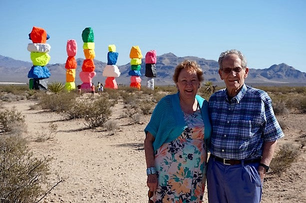 7 Magic Mountains - 1