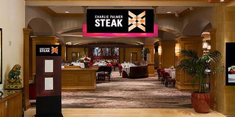 Charlie Palmer Steak Four Seasons