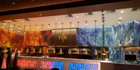 Fabulous Gordon Ramsay Hells Kitchen Restaurant Las Vegas Caesars Home Interior And Landscaping Ologienasavecom