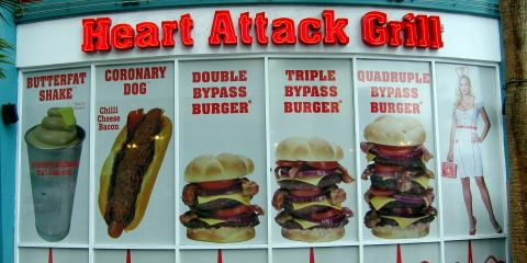 Heart Grill Fremont Street