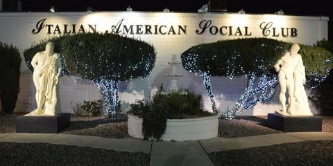 Italian American Club Restaurant Off Strip