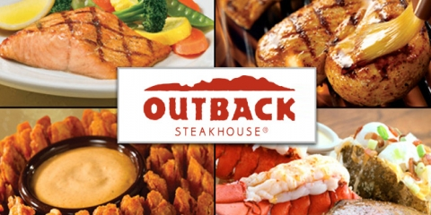 photo about Outback Printable Menu named Outback Steakhouse Cafe Las Vegas - Easiest Western In addition