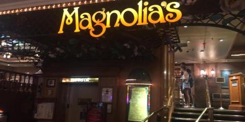 Magnolia S Veranda Restaurant Las Vegas Four Queens Deals Info