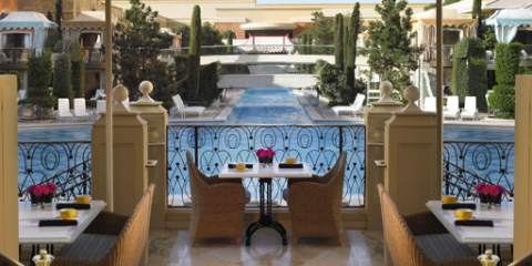 Terrace Pointe Café Restaurant Las Vegas - Wynn Las Vegas