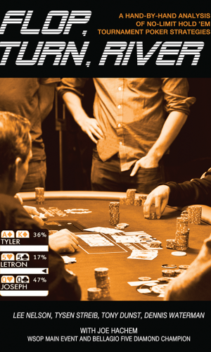 Flop, Turn, River: A Hand-By-Hand Analysis of No-Limit Hold 'Em Tournament-Poker Strategies