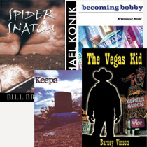 Vegas/Gambling Fiction