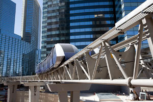 CityCenter monorail
