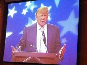 Trump in LV