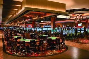 Auberge BR casino floor