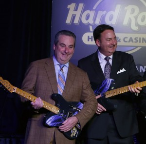 Hard Rock International Press Conference