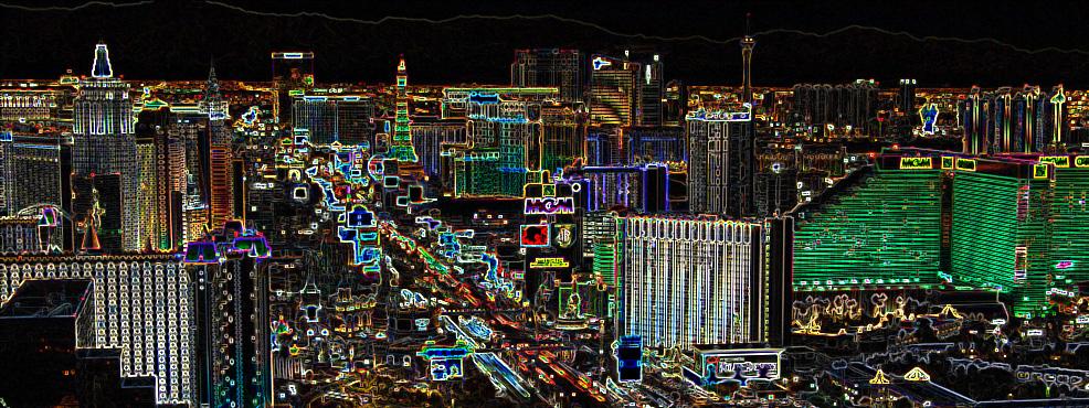 "Vegas With an Edge ""SuperBlog"""