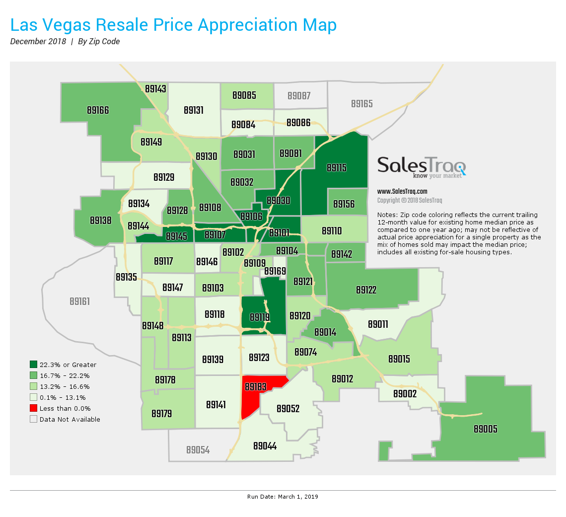 Opportunity Zones & Opportunities Abound - Vegas with an Edge on